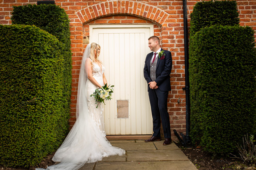 Merrydale Manor natural wedding day photography