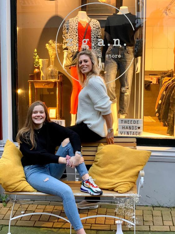 Samara & Willemijn, Z.G.A.N