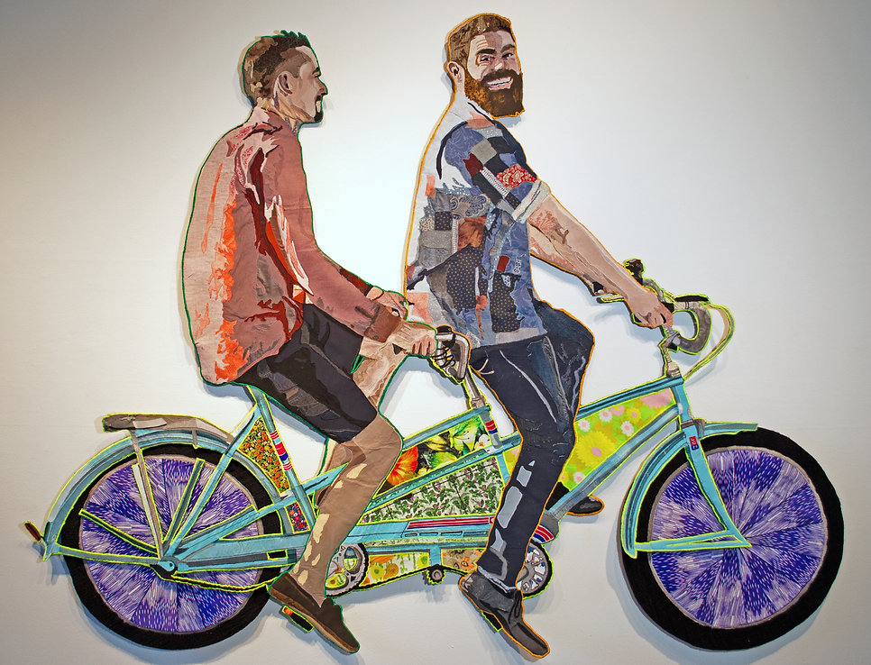 TANDEM (SHANE AND PAUL)