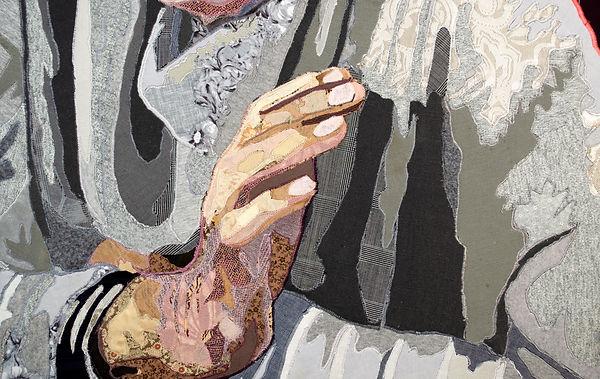 NANCY MCKIBBIN GRAY DETAIL