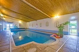 Swimming pool - Heron cottage Devon