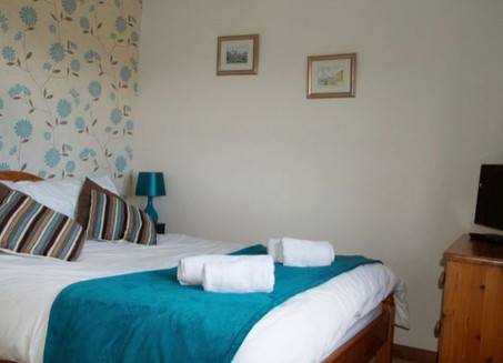 Bedroom - Heron Cottage devon
