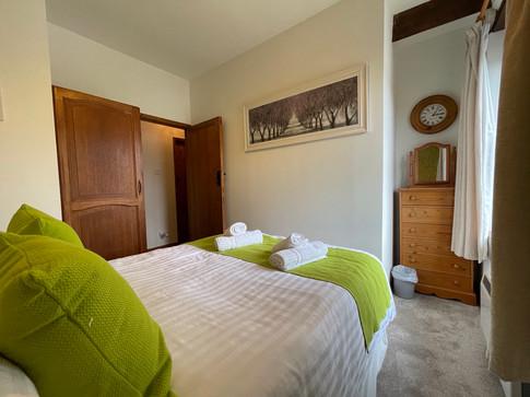 Heron Cottage Devon Bedroom