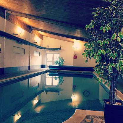 Indoor pool - Heron Cottage Devon