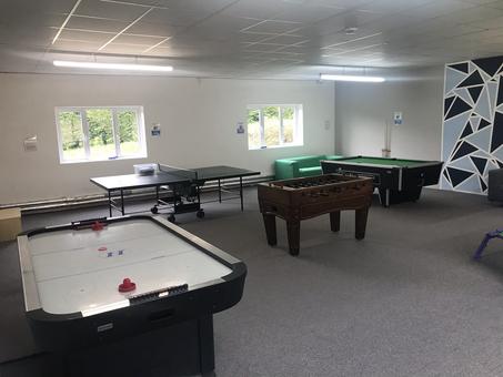 Games room - Heron Cottage Devon