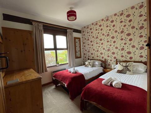 Heron Cottage Devon  Twin Room