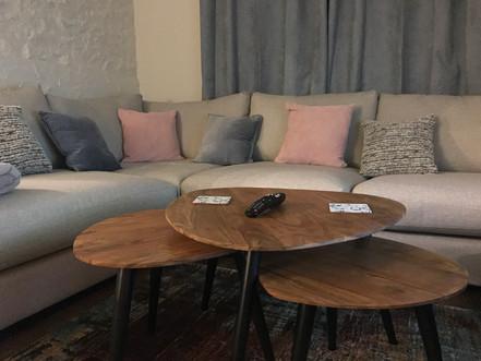 Sofa Time -Heron cottage Nehouse Barton