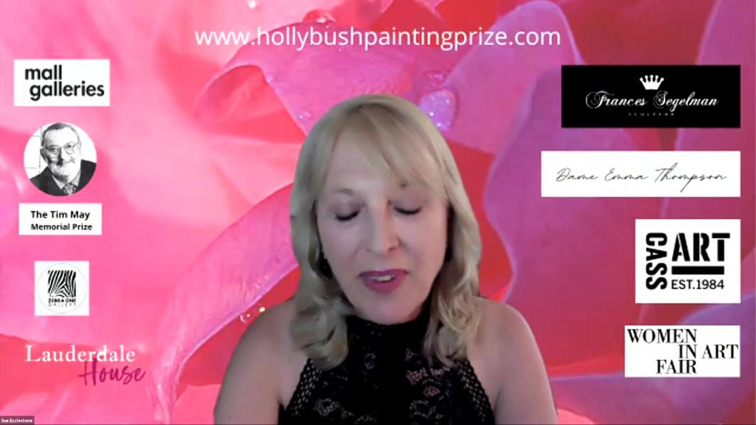 Holly Bush Prize-Giving 2021