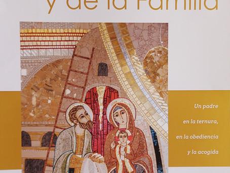 Nuestra parroquia imagen del Año Santo de San José