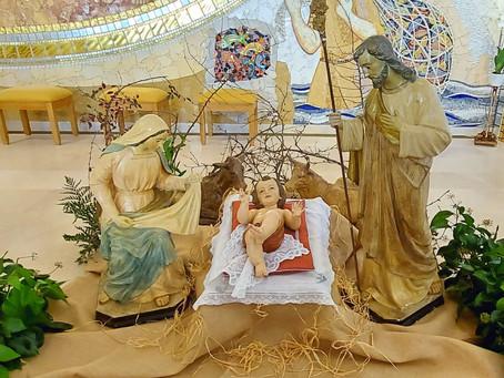 Misas y celebraciones durante la Navidad