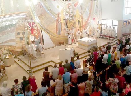 Solemne Dedicación de la parroquia