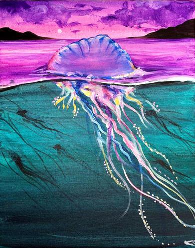 Bluebottle Jelly