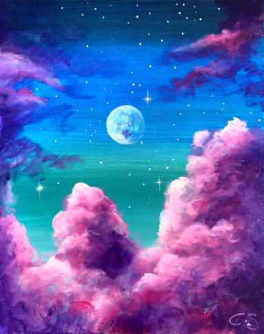 Night Sky Dream