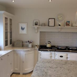 Clients Kitchen looking wonderful