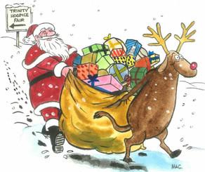 ROYAL TRINITY HOSPICE CHRISTMAS FAIR 2018
