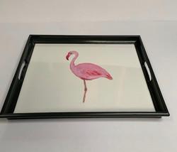 Flamingo Tray
