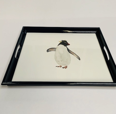 Rockhopper Penguin Tray