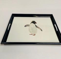 Rockhopper Penguin Tray