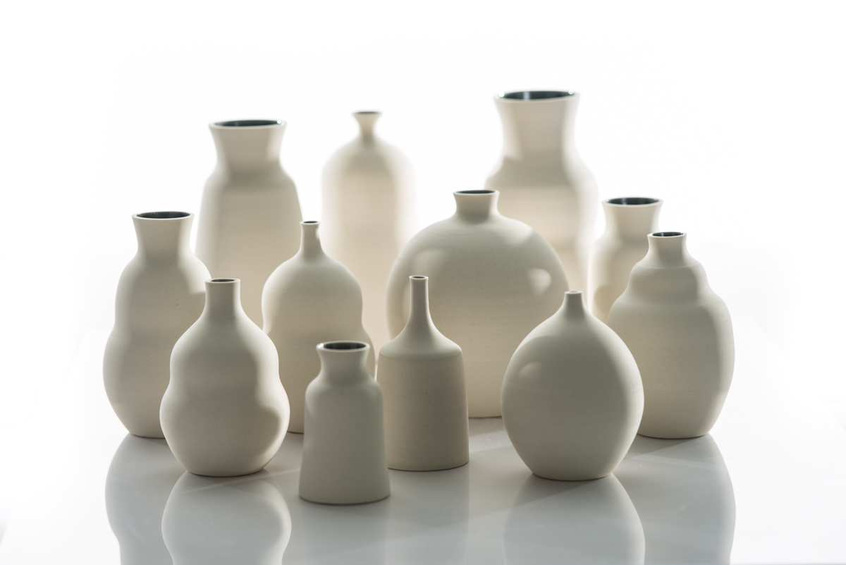 Hand Thrown Vessels