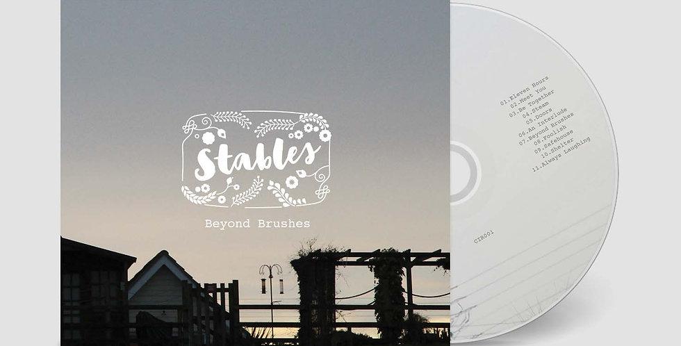 Album - Beyond Brushes CD - Signed