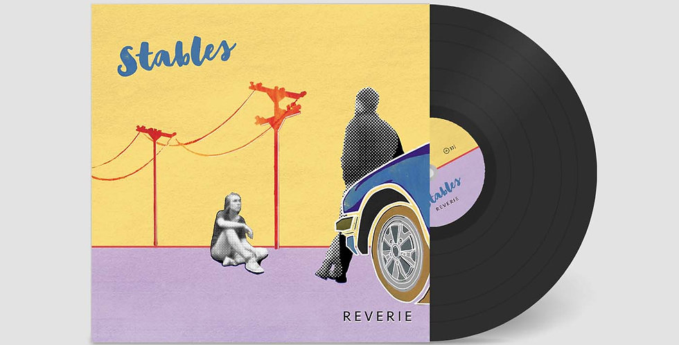 "Album -Reverie - 12"" Vinyl - Signed"
