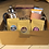 Thumbnail: Coffee Lover's Gift Hamper - (cafetiere) Free UK Gift Delivery