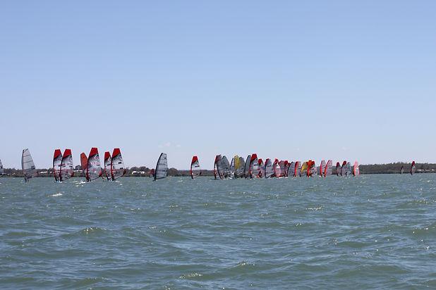 Windsurfing Queensland