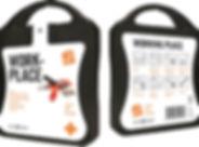 MyKit Arbeitsplatz. Ideales Erste-Hilfe Set an Ihrem Arbeitsplatz. Dieses Set sollte an jedem Arbeitsplatz vorrätig sein, um kleine Verletzungen und Notfälle zu behandeln. Inhalt: 12 wasserfeste Pflaster, 4 hautreinigende Tupfer, 2 Trockentupfer, 1 Mundschutz, 1 Blasenpflaster, 2 Mullbinden für Brandwunden, 2 Reinigungstücher, 1 Pinzette. Alle im Set enthaltenen Erste-Hilfe- und Pflegeprodukte erfüllen alle geltenden EU-Vorschriften. Preis inkl. vollfarbigem Druck. Kunststoff.