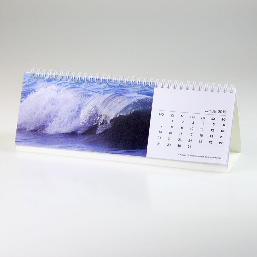 SP-StonePaper® desk calendar