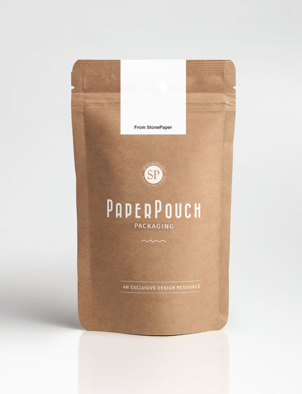 SP-StonePaper®  pouch