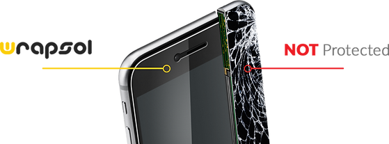 Image of screen protection
