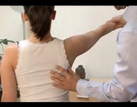 Muscle Testing via Kinesiology