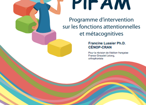 7007-03002  PIFAM CAHIER DE L'INTERVENANT