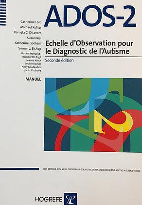7007-02502   ADOS-2 MANUEL FRANCAIS