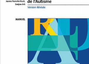 7007-00401   ADI-R MATÉRIEL COMPLET