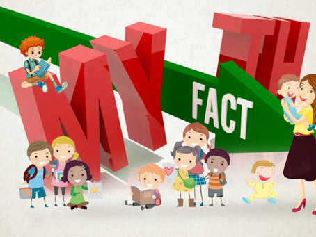 TOP 5 DAY CARE MYTHS!