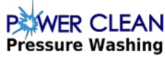 Power Clean Pressure Washing