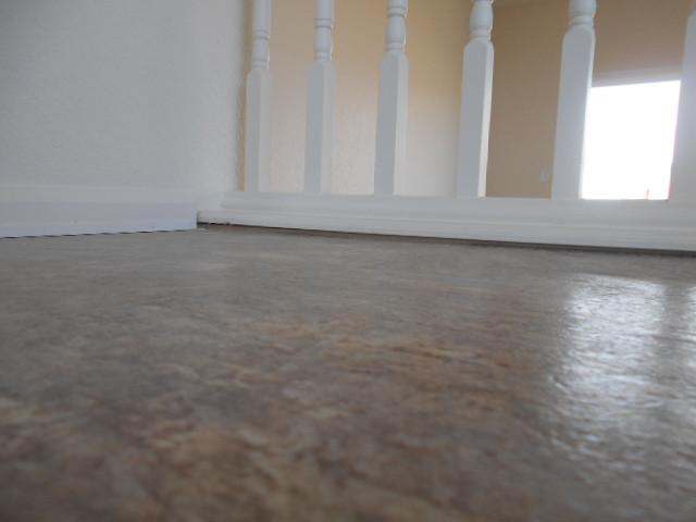 improper space between floor and railing