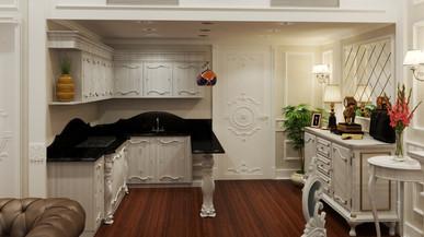 Classic Hotel Suit - Kitchen