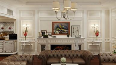 Classic Hotel Suit - Salon
