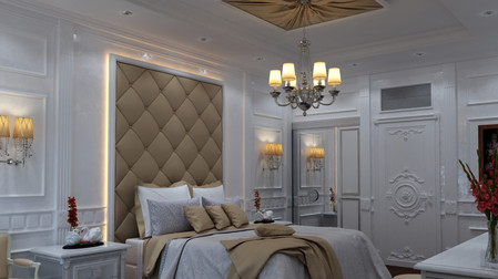 Classic Hotel Suit - Bedroom