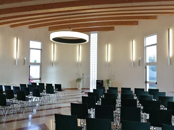 Zanella sala commiato Treviso
