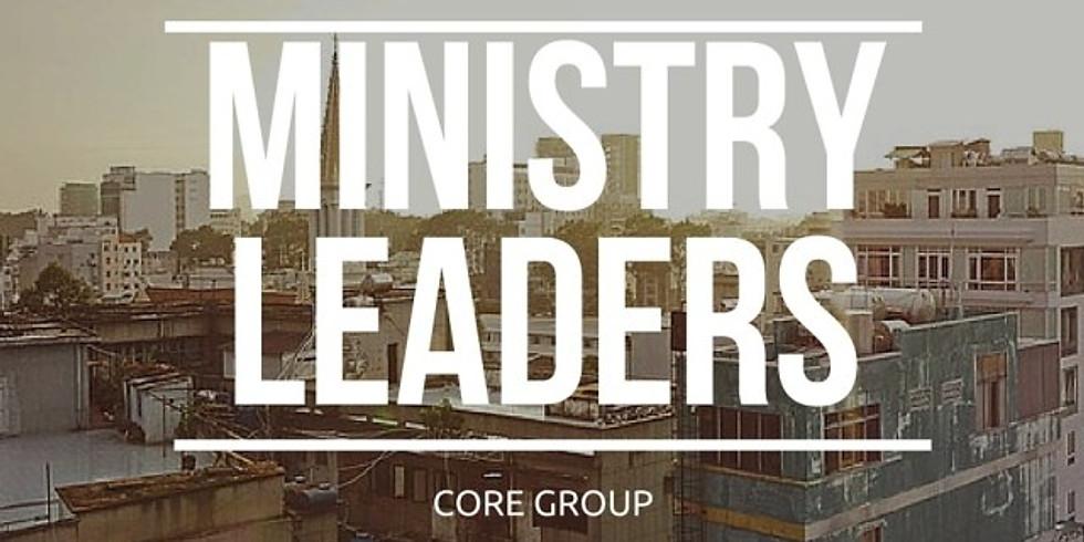 Ministry Leaders & Volunteers Event