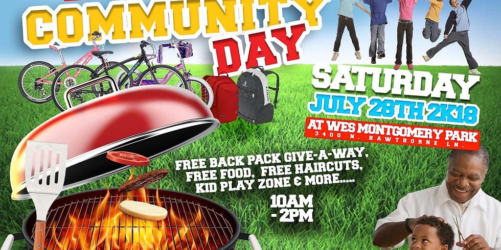 Community Day - Back to School Blast  (1)