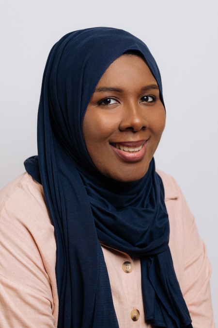 Khadidja N'Diaye, Age 31