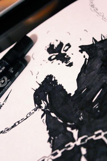 Ghost Rider - Work in Progress