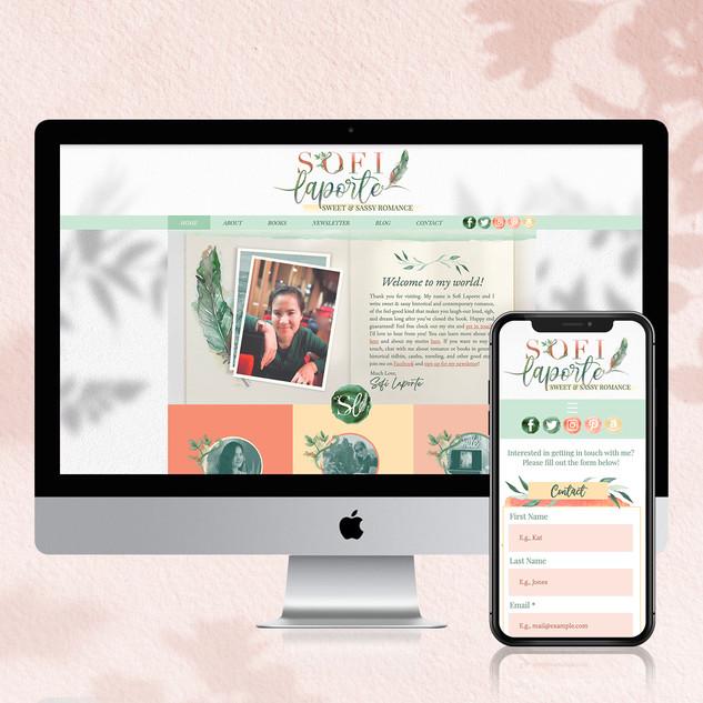 Sofi Laporte Website