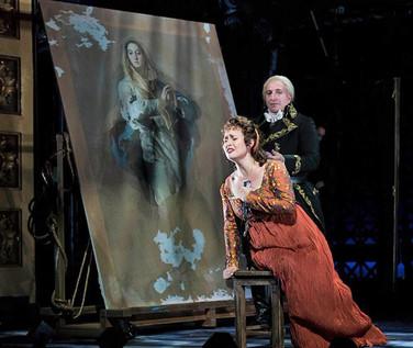 Tosca Boston Lyric Opera 2017