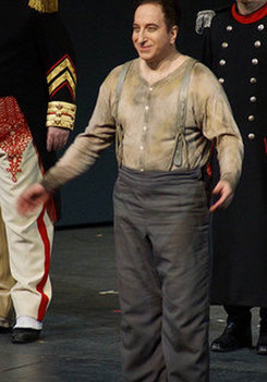 Wozzeck Metropolitan Opera 2014