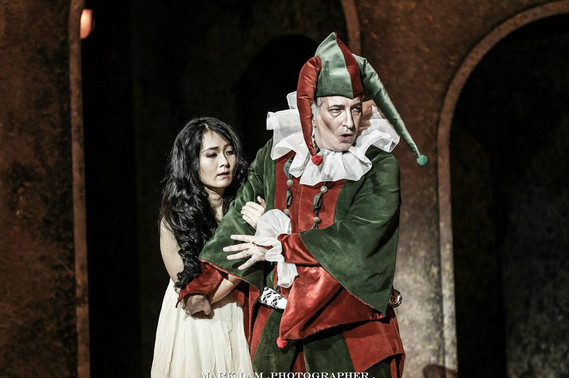 Rigoletto Hong Kong 2013